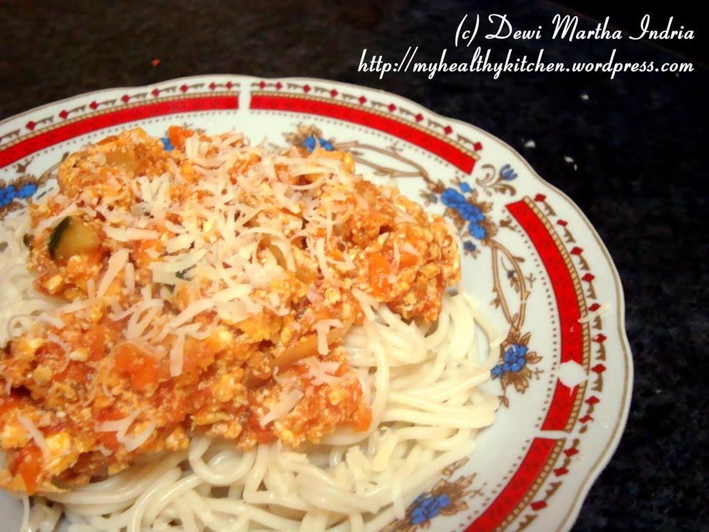 [MFM 2009] Veggie Spaghetti