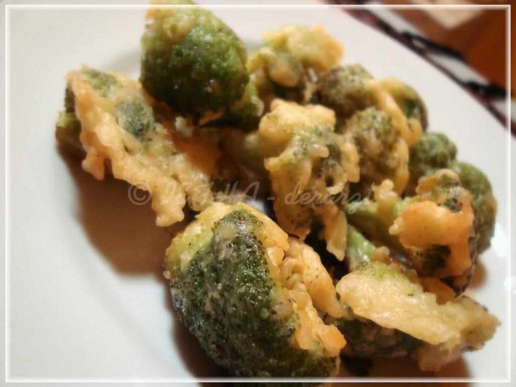 Brokoli Balut Tepung