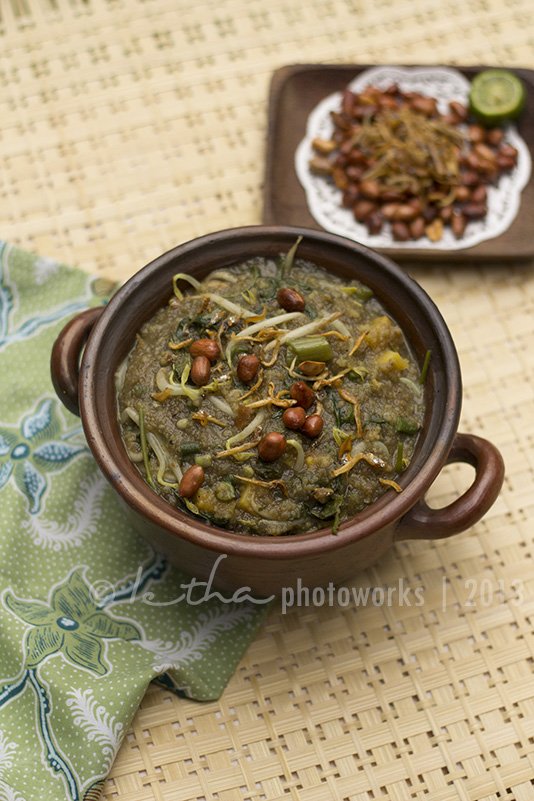Bubur Pedas Melayu Sambas (The Malay Sambas Spicy Porridge)