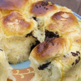 Sweet Bread Rolls (Roti Kasur)