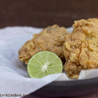 Crispy Fried Chicken (Ayam Goreng Renyah)