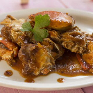 Padangese Hot and Spicy Chilli Crab (Kepiting Saos Padang)